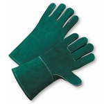 Green Welder/Kevlar Sewn Glove