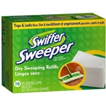 Swiffer Sweeper Refill 6/Case
