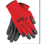 Ninja Flex Latex-coated gloves