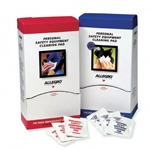 Alcohol Free Respirator Wipes