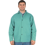 Green Welding Jacket 30""